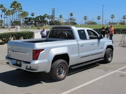 PickupTrucks.com Drives The Electric 2018 Workhorse W-15 | News ... Wkhorse Introduces An Electrick Pickup Truck To Rival Tesla Wired Bill Ford Hints At Future Pure Electric F150 California Air Rources Board Approves Hybdelectric Fleet Trucks Where Can Be Used If Produced Today Torque News Elon Musk Tweets About Forthcoming Group Gets Letter Of Ient For Another 500 W15 General Motors Says No To Take A Good Look At The The Drive This Concept Looks Ridiculous Electrek Introduced Hydrogen Fuel Cellpowered Pickup Truck Fullyautonomous On Way Probably Not