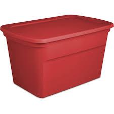 Walmart Sterilite Utility Cabinet by Sterilite 30 Gallon Tote Box Elf Green Available In Case Of 6 Or