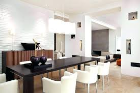 Modern Dining Room Ideas Contemporary Image Of Light Fixtures