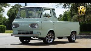 100 Trucks For Sale Orlando 1966 D Econoline Pickup Gateway Classic Cars 596 YouTube