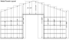 Post Frame Building Pole Barn Design