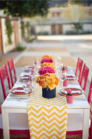 Cheap Wedding Decorations That Look Expensive by 5 Ways To Add Chic Chevron To Your Wedding Free Pretty Things