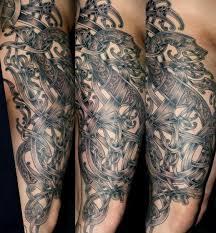 Viking God Mens Tattoos
