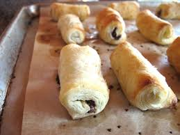 Print Recipe Puff Pastry With Chocolate