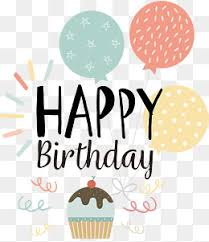 Lovely birthday poster Vector Birthday Happy Birthday PNG and Vector