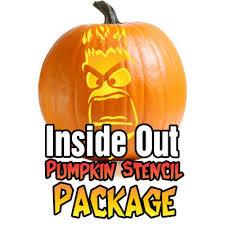 Clown Pumpkin Template by Halloween Pumpkin Patterns