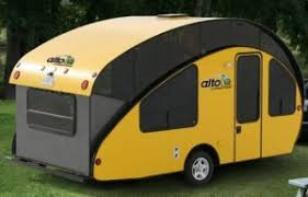 Yet Another Innovative Concept For A Travel Trailer The Safari Condo Alto Is Mix Of Ultra Lightweight And Pop Up Camper