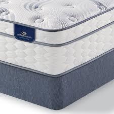 Serta Perfect Sleeper Air Mattress With Headboard by Serta Perfect Sleeper Elmstead Firm Queen Eurotop Mattress