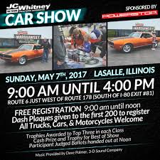 Don't Miss This Amazing Event. JC Whitney Car Show Powered By ... Jc Whitney Adventure Tour 2018 Truck Youtube Liberty Classic Model A And Similar Items Sick Muscle Burnout At The Car Show 2015 Startseite Facebook 1969 Co Imported Catalog No 5 Volkswagen Volvo Win A Or Jeep Makeover Worth Up To On Twitter Craig Ws Awesome 1979 Silverado C10 Giant Celebrates Its Ctennial Hemmings Daily Will Be Unveiling Wrench Ride Winners The Coupon Code Jc Whitney Citroen C2 Leasing Deals