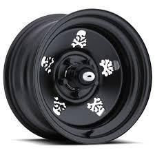 100 Skull Truck Rims US Wheels Series 052 Wheels SoCal Custom Wheels