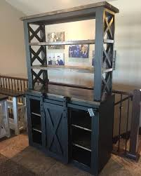 Grandy Console And Rustic X Mash Up