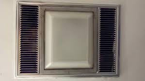Nutone Bathroom Fan Motor by Nutone Bathroom Fan And Light