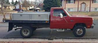 100 Used Dodge Truck S For Sale Colorado Quality 1992 3500 4x4 5 Speed