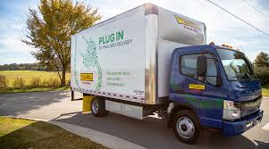 J.B. Hunt Takes Delivery Of First All-Electric Trucks | Transport Topics