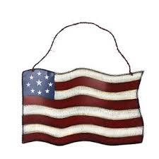 American Glory Flag Wall Decor