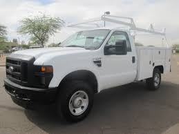 100 Ford F250 Utility Truck USED 2008 FORD SERVICE UTILITY TRUCK FOR SALE IN AZ 2261