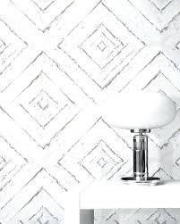 White Wood Wallpaper Rustic Geometric Design Wallpapers