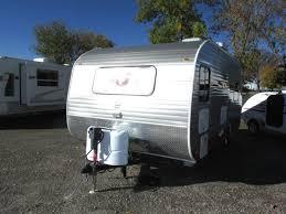 2016 Used Riverside Rv WHITE WATER RETRO Retro 177 Travel Trailer In New Mexico NM