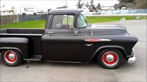 1957 Chevrolet 3100 - YouTube 1957 Chevrolet Pick Up Truck 3100 Pickup Snow White Street The Grand Creative Rides For Sale 98011 Mcg A Pastakingly Restored Is On Display At Rk Motors Near O Fallon Illinois 62269 Cameo 283 V8 4 Bbl Fourspeed Youtube 2000515 Hemmings Motor News Flatbed Truck Item Da5535 Sold May 10 Ve Oneofakind With 650 Hp Heads To Auction Bogis Garage Cadillac Michigan 49601