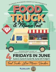 Diamond Business Association: Food Truck & Music Fest