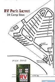 Cathead Creek Ranch And Rv Park Townsend Ga Map