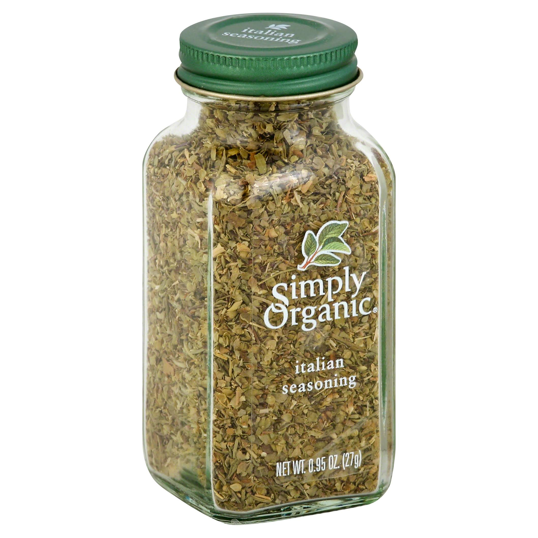 Simply Organic Italian Seasoning - 0.95oz