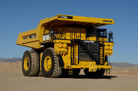 100 Mining Truck Komatsu 730E Dump Construction Equipment India