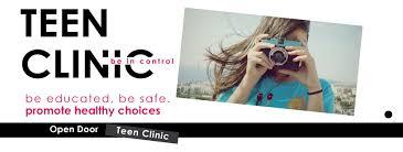 Teen Services – Open Door munity Health Centers