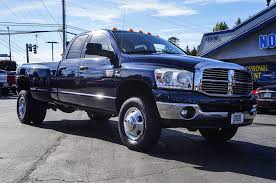 Dodge Trucks Dually For Sale Used Various Used 2008 Dodge Ram 3500 ...