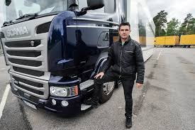 100 The Life Of A Truck Driver Life On The Road Vinicius De Moraes From Brazil Scania Group