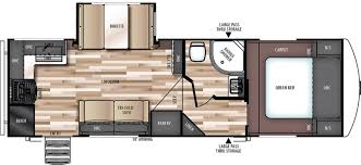 5th Wheels With 2 Bedrooms by New Or Used Fifth Wheel Campers For Sale Rvs Near Fayetteville