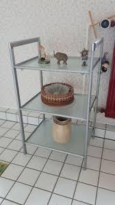 badregal obi sehr gut erhalten mit glasböden