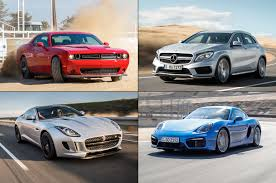 Top 25 Quickest 2015 Cars and SUVs From 0 60 MPH