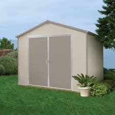 Home Depot Storage Sheds Metal by Lovely Royal Vinyl Storage Sheds 98 In Metal Storage Sheds Home