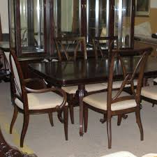Thomasville Dining Room Chairs Discontinued by Wood Dining Room Furniture Sets Thomasville Furniture Provisions