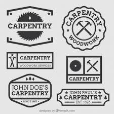 Beautiful Logos For Carpentry