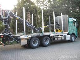 Volvo FH 540 6x4 With Full Steel Suspension Timber Truck Price ...