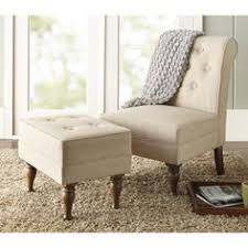 Burke Slipper Chair With Buttons by Better Homes And Gardens Medallion Slipper Chair Walmart Com