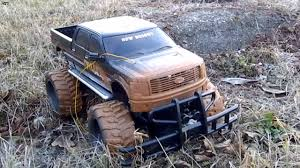 100 4x4 Rc Mud Trucks Remote Control Youtube Gas Powered Truck Youtube Ecx
