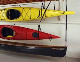 Kayak Hoist Ceiling Rack by Handy Hooker Canoe And Kayak Storage Hoist And Hanger