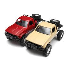 100 Rc Trucks Mudding 4x4 For Sale WPL C14 116 24G 4WD Off Road RC Military Car Rock Crawler Truck
