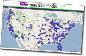 Yard Sale Listings by Zip Code