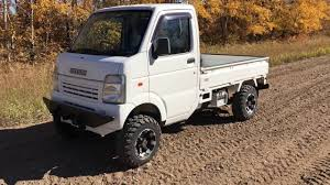 Custom Suzuki Carry Mini Truck With Diff. Lock! Test Drive - YouTube Order Parts Flatout Auto Kei Trucks And Cars For Sale Rightdrive Cummins Powered 1986 Suzuki Samurai Wild Style Home Carry Engine Diagram Example Electrical Wiring Japanese Mini Truck Accsories Photo Gallery Eaton Mitsubishi Mini Truck Google Search Atcs Atvs Pinterest Sale Priced For September 2003 Da63t Dump North Texas