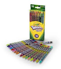 crayola twistables colored pencils 18 count toys r us