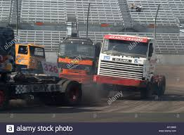 100 Big Trucks Racing Rig Truck Stock Photo 9691220 Alamy