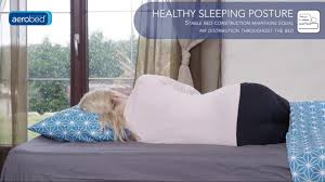 Aerobed With Headboard Uk by Aerobed Super Single En Youtube
