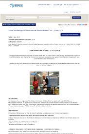 bledina siege social stage marketing assistant chef de produit blédina h f juillet
