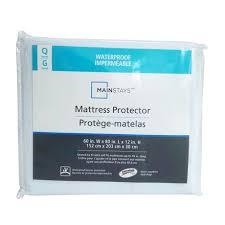 mainstays water proof mattress protector walmart canada