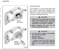 how do i remove the light assembly on a 2002 frontier so i