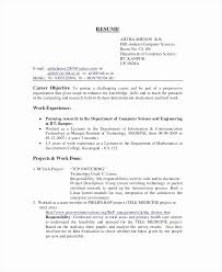 Sample Resume For Fresher Assistant Professor In Engineering College Unique Format